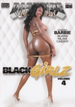 裏DVD DARKSIDE BLACK GIRLZ 4
