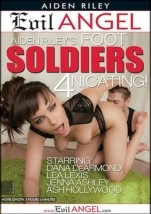 裏DVD FOOT SOLDIERS 4NICATING