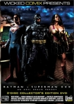 裏DVD BATMAN V SUPERMAN XXX AN AXEL BRAUN PARODY