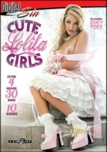 裏DVD CUTE LOLITA GIRLS 02