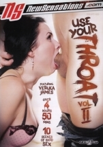 裏DVD USE YOUR THROAT VOL.2 DISC-1
