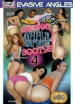 裏DVD BIG PHAT APPLE BOTTOM BOOTYS 4
