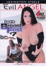 裏DVD EVIL ANGEL LEXINGTON STEELE LEX'S BREAST FEST 7