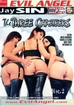 裏DVD Disc2 JAY SIN'S THE THREE GAPETEERS