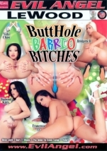 裏DVD LE WOOD'S BUTTHOLES BARRIO BITCHES